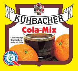 Cola-Mix Etikett